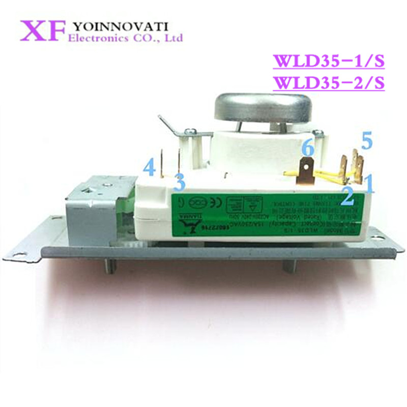 Горячая новинка WLD35-1/с таймер микроволновой печи = WLD35-2/с WLD35 WLD35-1 WLD35 реле времени