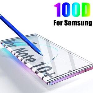 100D Tempered Glass for Samsun