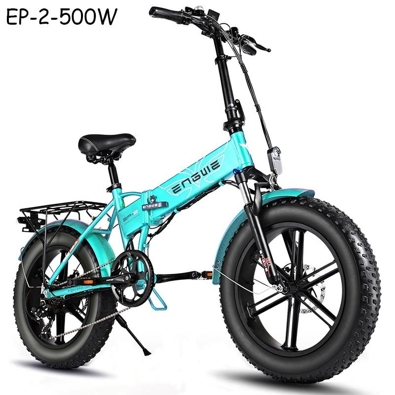 (ЕС у нас запасы) Электрический велосипед 48V12.5A 20*4,0 с толстыми покрышками для электрического велосипеда 500W Мощный горный Снежный велосипед 7 ...