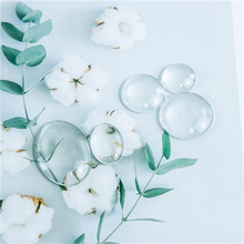 цена на 100units Cabochon Cameo Jewelry Making Clear 20mm 25mm 18x25mm Round Oval Glass Bead For Diy Pendant Base Setting High Quality