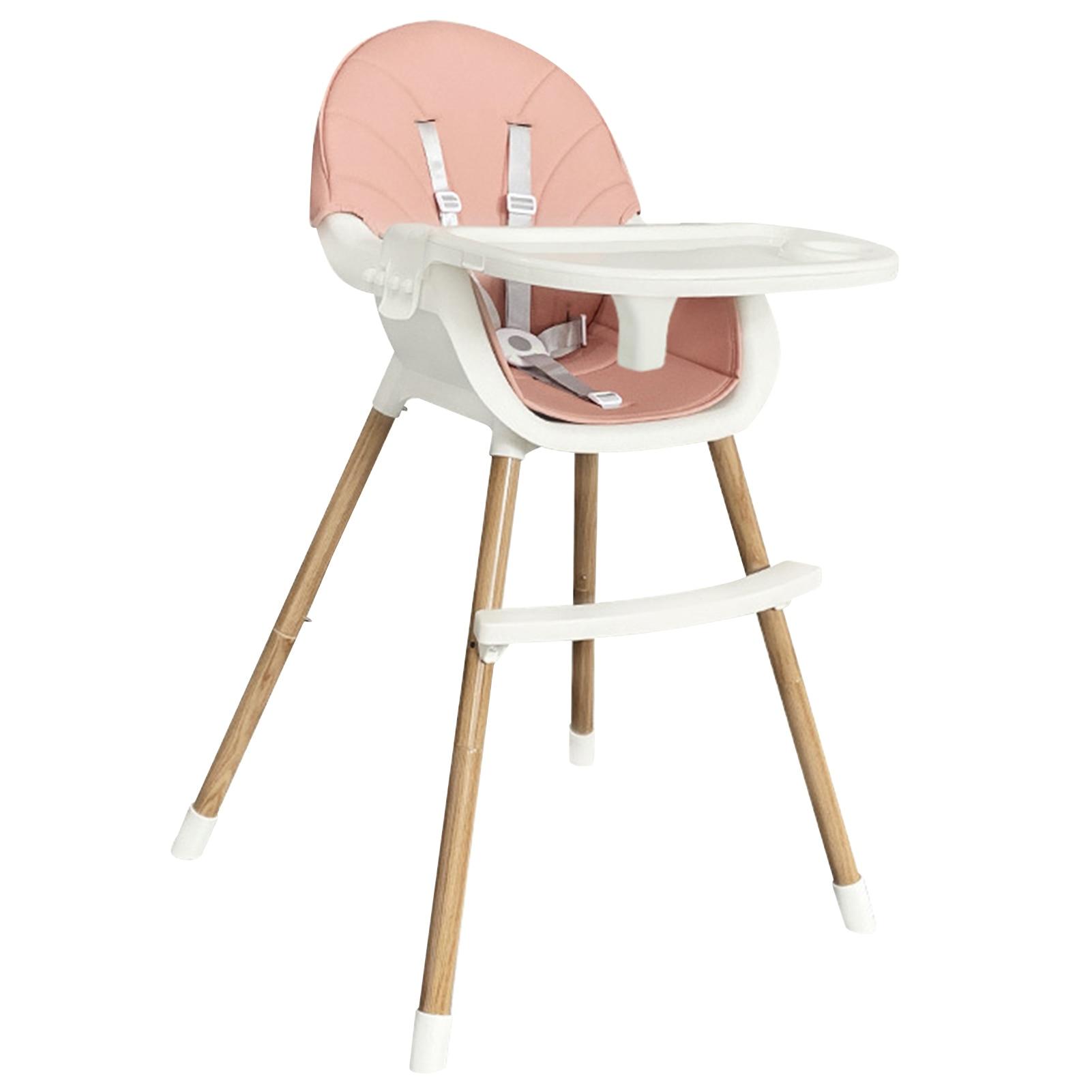 Детский высокий стул, подлинный портативный стул для кормления, детский высокий стул, Многофункциональный Детский обеденный стул 6