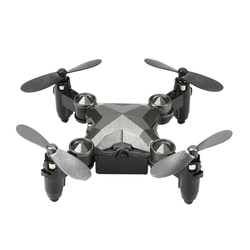 Rc Drones with Camera Mini Foldable Channel Gyroscope Aircraft and Watches