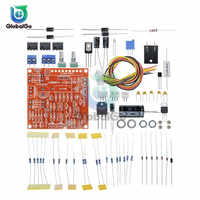 LED Display 0-30V 2mA-3A DC Regulated Power Supply DIY Kit Continuously Adjustable Current Limiting Protection for School Lab