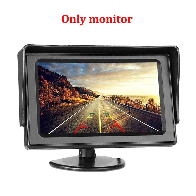 YuanTing Универсальная автомобильная камера заднего вида с углом обзора 170 градусов 8 авто светодиодный фонарь ночного видения водонепроницаемый для автомобиля - Название цвета: M3016