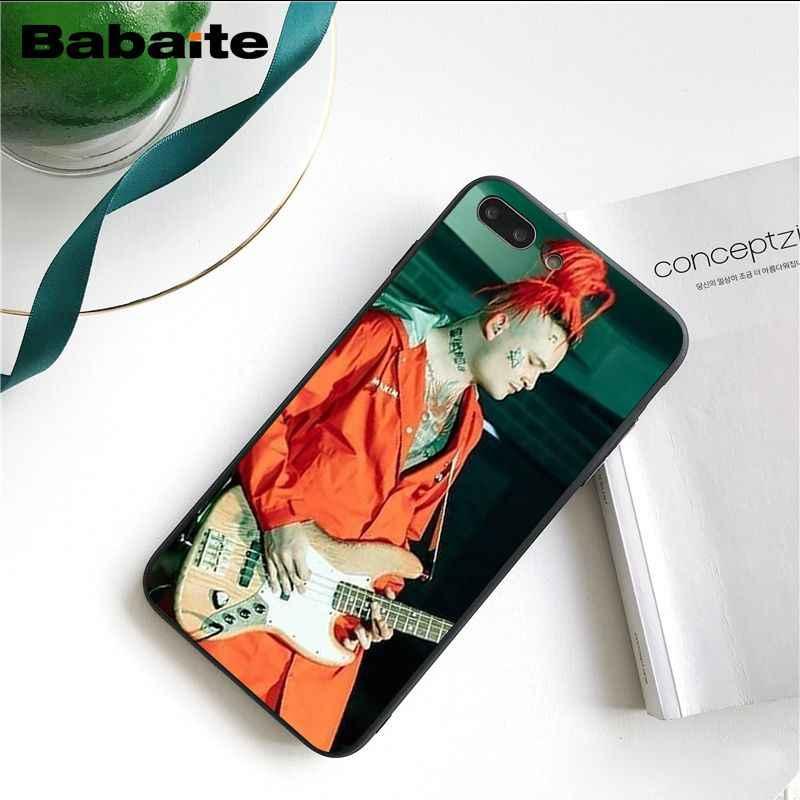 Babaite MORGENSHTERN rapero alta protector final caja del teléfono para iphone 11 Pro 11Pro Max 8 7 6 6S Plus X XS X MAX 5 5S SE XR