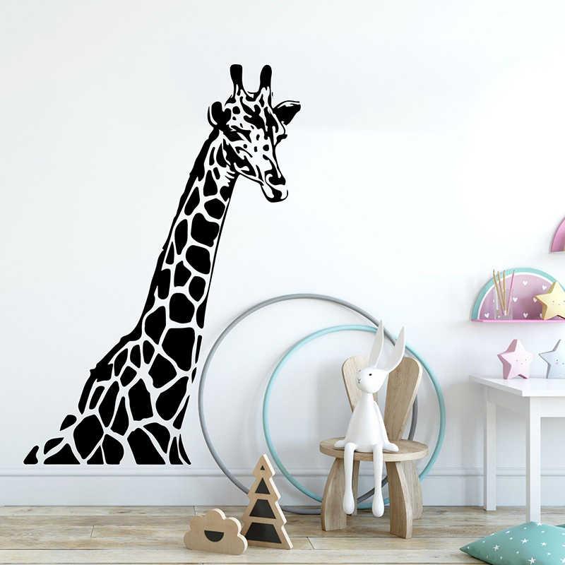 Wall Sticker Baby Nursery Bedroom Zoo
