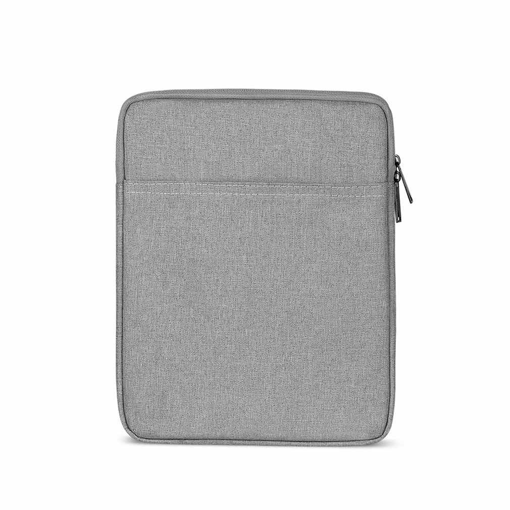 9.7/10 inch Oxford Cloth Solid Color Tablets Laptop Notebook Sleeve Case Carry Bag Shockproof Sleeve Carry Bag Suitable For iPad
