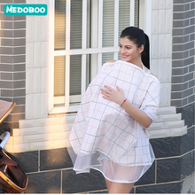Medoboo Baby Nursing Cover Carseat Towel Blanket Lactation Breastfeeding Car Seat Covers for Mothers
