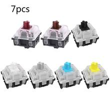 Gateron Optical Switch For replace Optical Switch Mechanical Keyboard GK61 SK64 Y51A(China)