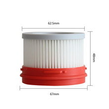 For Xiaomi Dreame V9 Vacuum Cleaner Filter Dust Plastic Replacement Part Durable(China)