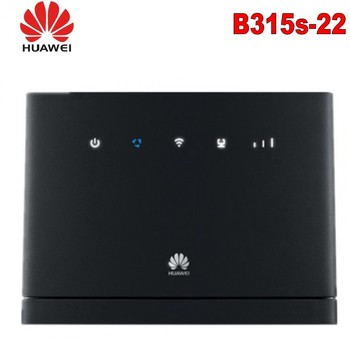 Unlocked Huawei B315 B315s-22 4G CEP 150mbps Portable Wireless WIFI Router 4G Modem with SIM card slot Plus 2pcs 4g SMA antenna unlocked new huawei b315 b315s 936 with antenna 4g lte cpe 150mbps 4g lte fdd wireless gateway wifi router