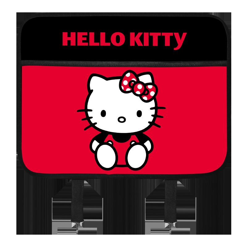 assento de volta capa protector kitty gato