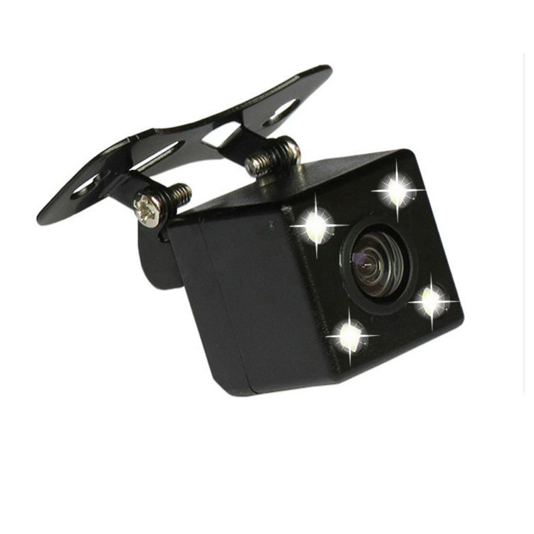 Manufacturers Direct Selling LED Square Plug-on Board Camera Reverse Image High-definition Vehiclel Backup Camera