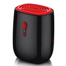 500ml Mini Dehumidifier For Home 25W Dehumidifiers Wardrobe Air Dryer Ultra-Quiet Clothes Dryers Moisture Absorber invitop 500ml portable dehumidifier mini air dehumidifier electric quiet moisture absorbing air dryer for home bathroom