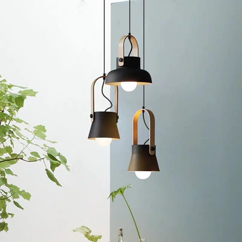 industrial vintage pendant light art decor moroccan lamp Bar bedroom Kitchen table bedside design lamp
