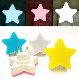 Light Sensor Control Mini Star
