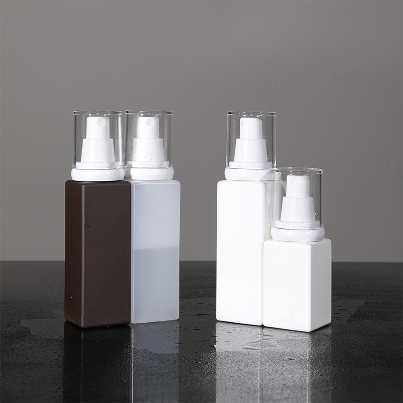2PCS/<font><b>lot</b></font> Empty <font><b>Spray</b></font> <font><b>Bottles</b></font> 50ML <font><b>100ML</b></font> plastic Perfume Atomizer Travel Cosmetic Container Portable travel <font><b>bottle</b></font> image