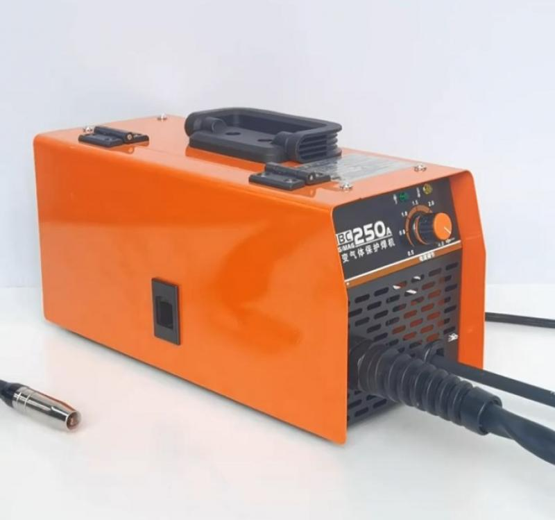 Tools : Carbon dioxide gas shielded welding machine integrated machine small two welding machine 220V home gas-free