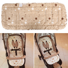 1 PC Cushion Baby Stroller Seat Diaper Pad Cotton Mat Infant Cushion Buggy Seat Pad For Baby Sleep Prams Stroller Accessories