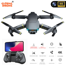 Global Drone 4K EXA Dron with HD Camera Obstacle Sensing Drone GD89 Pro RC Helicopter FPV Quadrocopter Drones VS SG106 E58 E520