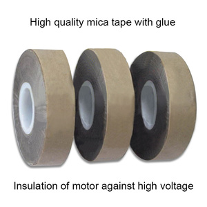 Image 2 - 5440 1 with Rubber Mica Tape / Epoxy Glass Powder Mica Tape / Motor High Pressure Mica Tape (width 25mm)