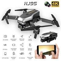 2021 neue 2,4 ghz Mini Drohne Berufs 4k H-d Kamera Rc Eders Quadcopter Wifi Fpv Faltbare Rc drone kinder Spielzeug Geschenk
