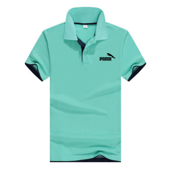 2020 Men's Summer Brand Clothing Pure Cotton Men's Business Casual Men's Polo Shirt Short Sleeve Breathable Soft Polo Shirt 2019 summer puppy stamp men polo shirt brand clothing pure cotton men business casual male polo shirt short sleeve breathable po