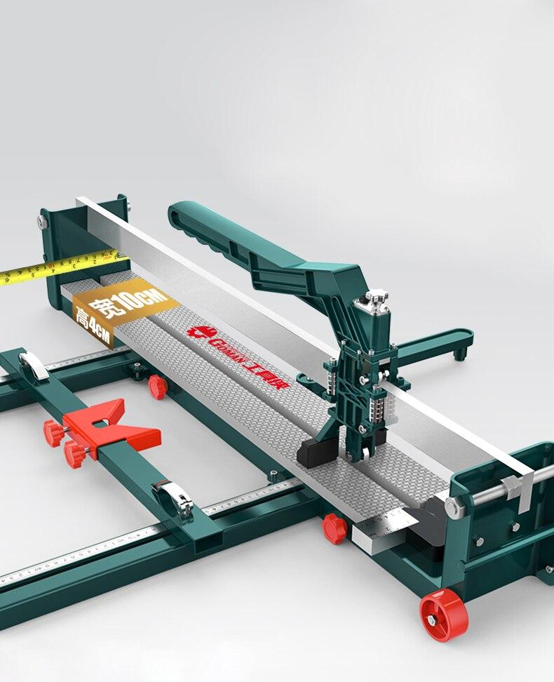 Manual Tile Cutter Tile Pusher1200push Cutter Floor Tile Cutter
