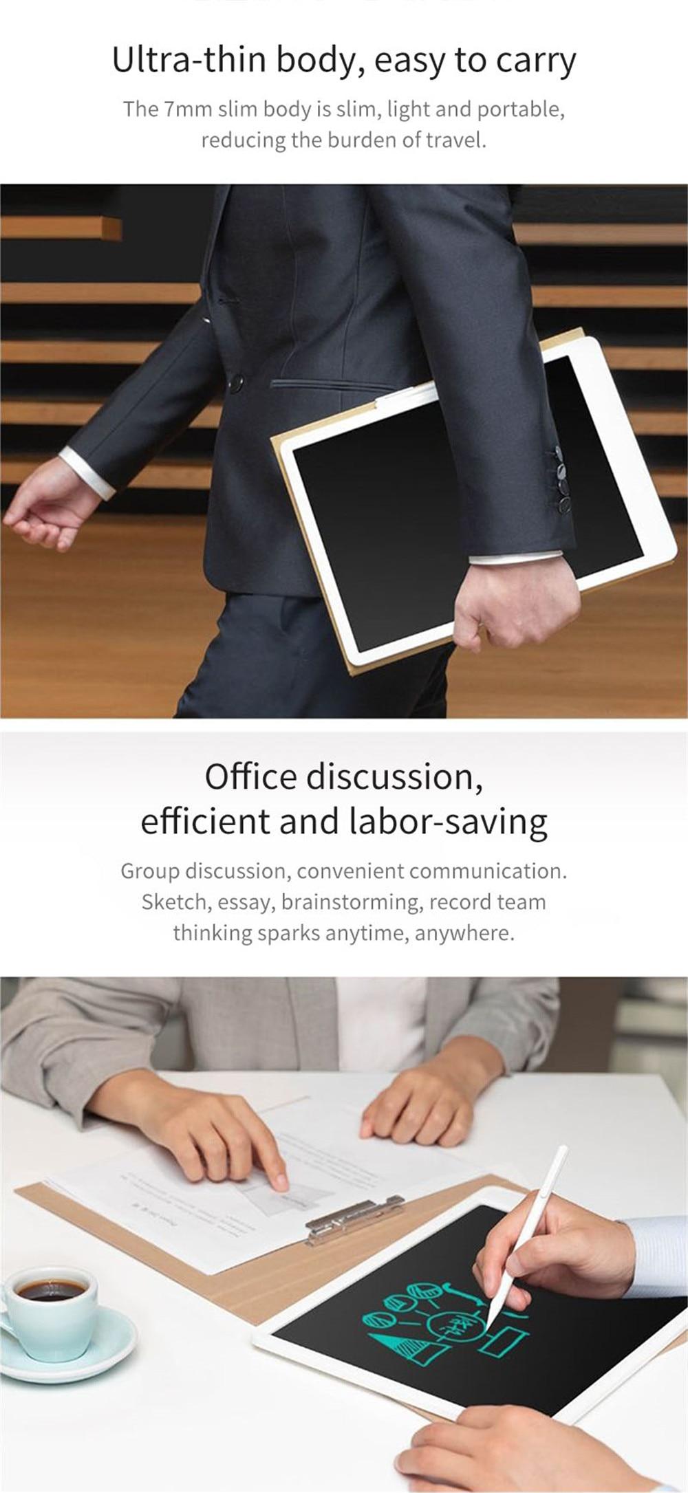 Xiaomi Mijia LCD Writing Tablet 10