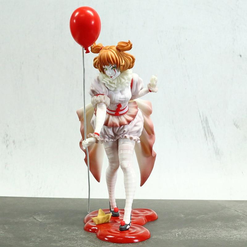 Леди пеннивайз Джейсон вурхэ Фредди Крюгер Чаки Хэллоуин Майкл Майерс ужас бишойо Статуя Коллекционная Фигурка модель игрушка
