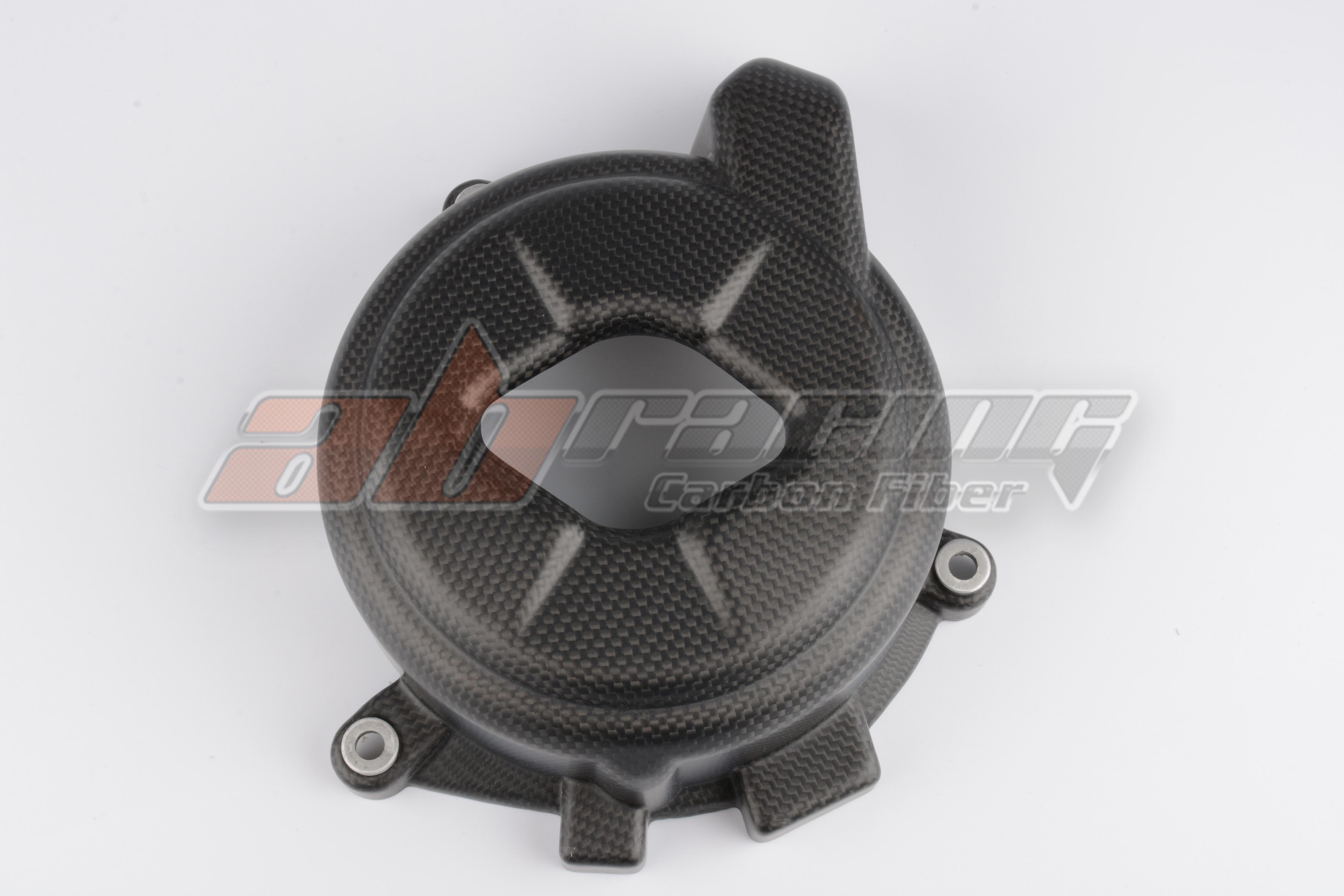 Alternator Guard Protector Cover For Ducati V4 V4S Full Carbon Fiber 100%