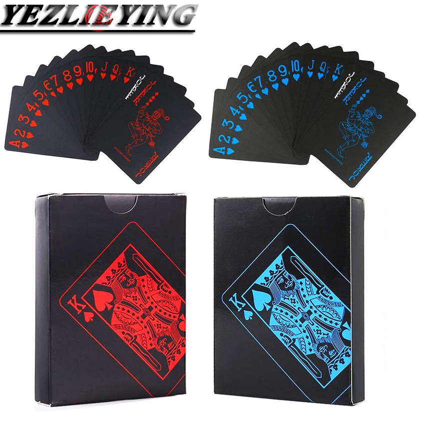 high-quality-playing-cards-waterproof-pure-black-playing-cards-plastic-board-game-card-pvc-font-b-poker-b-font-cards-magic-tricks-cards