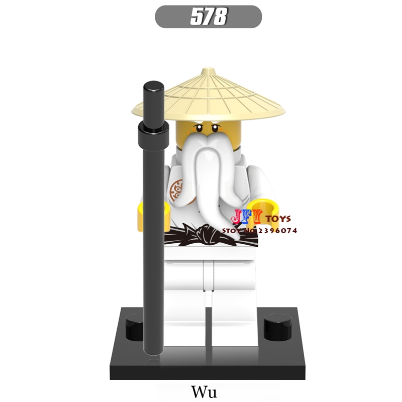Single Super Heroes Marvel Wu Building Blocks Models Bricks Toys For Children Kits Action Figures