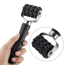 Car Sound Insulation Construction Tools Push Wheel Tool Car Sound Insulation Cotton Stopper Shock Board Pad Construction Roller