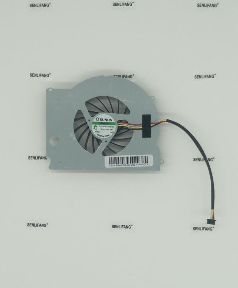 For Original Laptop Cooling Cpu Cooler Fan FOR For HP Touchsmart 610-1188cn EF75150V1-C000-S9A AD9405HX-LBB WJ12 DC5V 0.50A