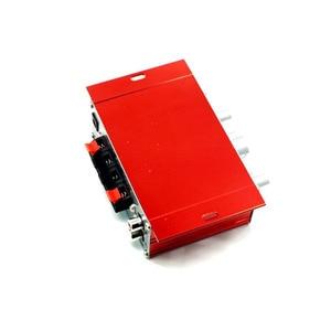 Image 4 - Мини усилитель KYYSLB HY2001 2,0 20 Вт * 2 12 В, домашний аудио мебель, автомобильный усилитель Hi Fi, 20 20 кГц