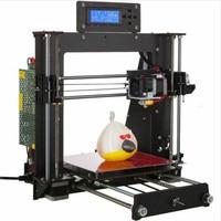 Son A8 yüksek hassasiyetli MK8 Prusa I3 3D yazıcı DIY kiti-hediye-PLA 3D Filament devam elektrik kesintisi baskı