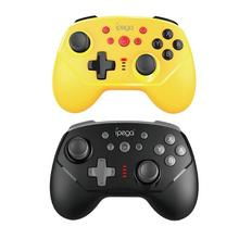 Ipega PG 9162 Gamepad Mini BT Wireless/Wired 6 axis Turbo Controller for Switch Support Dropshipping