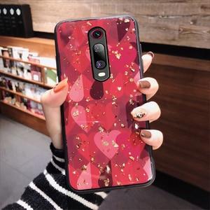 YUETUO ТПУ блестки чехол на заднюю панель телефона, coque, чехол, чехол для xiaomi mi 9 t pro mi 9 t 9 t mi 9 t my для xio mi ksio mi силиконовые аксессуары