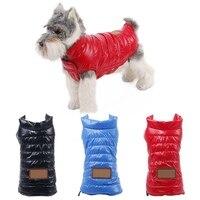 Pet costume dog down jacket winter pet warm coat for chihuahua teddy jorkie dog clothing