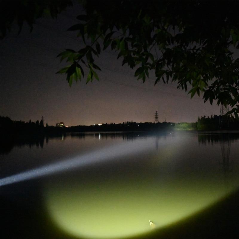 Astrolux ft03s sbt90.2 4500lm anduril ui 1428m longo rei poderoso lanterna led 18650 tocha lanterna lâmpada spotlight - 6