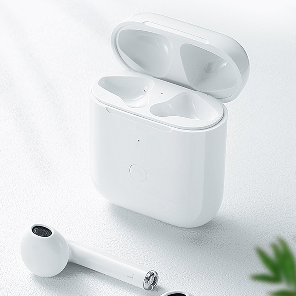 Charging  Box Replacement For Airpods Apple Air Pods 2 1 Qi Wireless Charging Case 450mAh Charger Bluetooth Pairing-no Headset