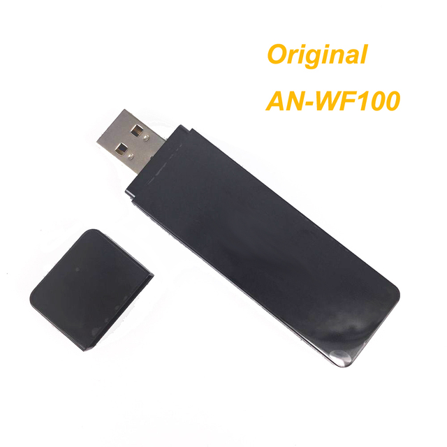 New Original AN WF100 Wi Fi Adapter Dongle For LG TV Projectors Blu Ray Player 42N570S PN47 LA66 HW300 LHB336
