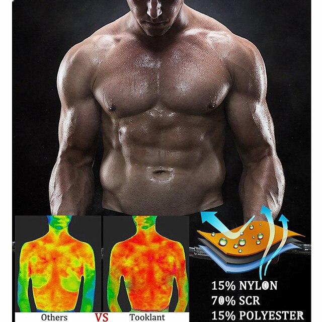 Slimming Belt Belly Men Slimming Vest Body Shaper Neoprene Abdomen Fat Burning Shaperwear Waist Sweat Corset Dropshipping 2