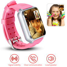 GOLDENSPIKE Child Watch 4G GPS+WIFI+LBS Tracker SOS Smart Monitoring Positioning Phone waterproof H1 Kids GPS Watch PK Q528 Q90(China)
