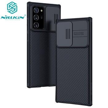 Per Samsung Galaxy Note 20 Ultra/Note 20/S20 + Plus. 5G Cassa Del Telefono, di Protezione della fotocamera Scivolo Proteggere Obiettivo Della Copertura di Caso di Protezione