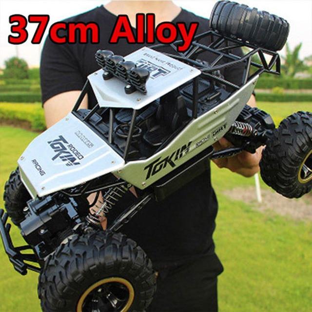 1:12 4WD RC voiture mise à jour Version 2.4G Radio contrôle RC voiture jouets télécommande voiture camions tout-terrain camions garçons jouets pour enfants Carhigh Speed zd course mur escalade voiture 5