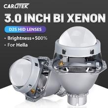Headlight Lenses Pojector-Lens Hella Bi-Xenon Restyling Bulbs-Angel-Eyes Auto-Accessories