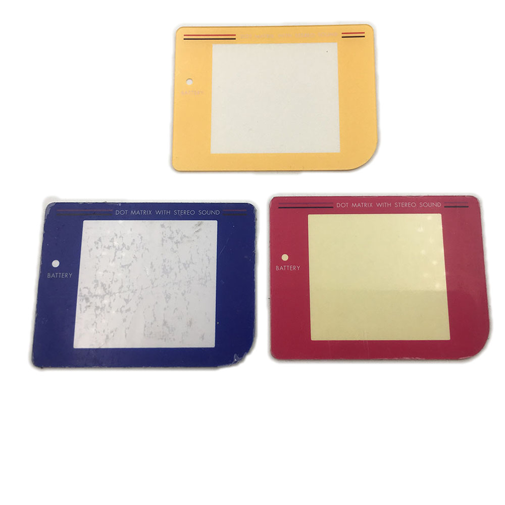 Replacement Plastic Protective Screen Lens For Nintendo Gameboy Original GB DMG