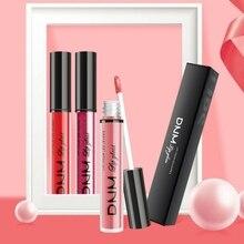 Long Lasting Matte Moisturizing Lip Glaze Waterproof Non-stick Velvet Lip Gloss Lip Stick Natural Lip Beauty
